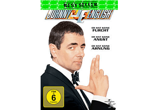 Johnny English Komödie DVD