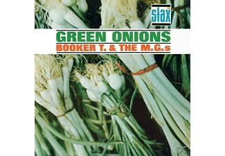 Booker T. & The M.G.'s - Green Onions (Stax Remasters) - (CD)