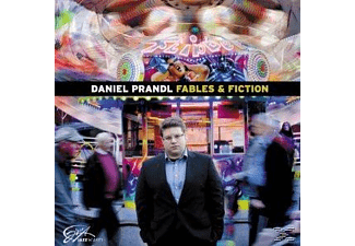 Daniel Prandl - Fables & Fiction - (CD)