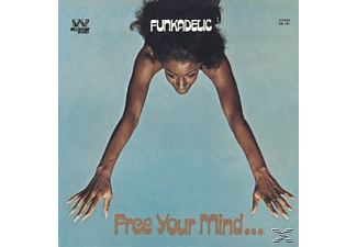 Funkadelic - Free Your Mind...And Your Ass Will Follow - (Vinyl)