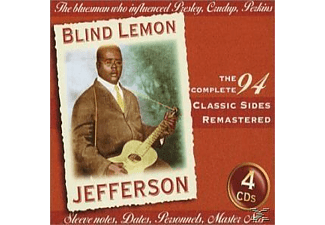 Blind Lemon Jefferson - Complete 94 Classic Sides Remastered - (CD)