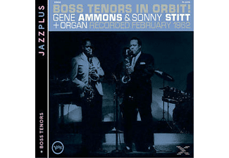 Gene Ammons, Sonny Stitt - Boss Tenors In Orbit! & Boss Tenors - (CD)