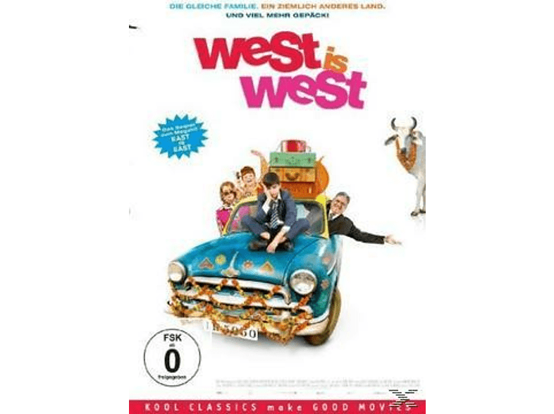 West Is West OmU [DVD]