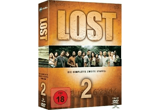 Lost - Staffel 2 - (DVD)