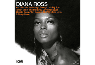 Diana Ross - Diana Ross (Icon Series) - (CD)