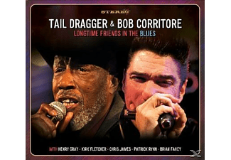 Bob Corritore, Tail Dragger - Longtime Friends In The Blues - (CD)