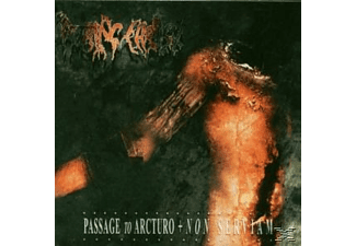 Rotting Christ - Passage To Arcturo / Non Serviam - (CD)