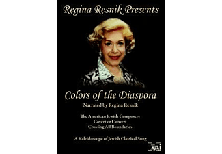 Regina Resnik - Colors Of The Diaspora - (DVD)