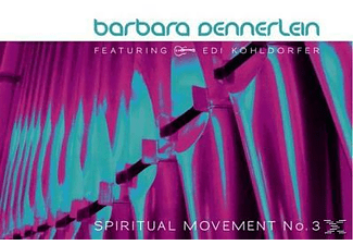 Barbara Dennerlein - Spiritual Movement No.3 - (CD)