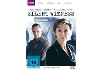 SILENT WITNESS - STAFFEL 7 DR. SAMANTHA RYAN - (DVD)