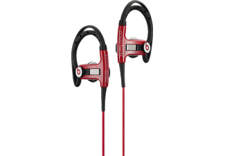 BEATS Beats by Dr. Dre Powerbeats Sport, In-ear Kopfhörer, Rot