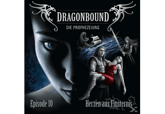 Dragonbound 10: Herzen aus Finsternis - 2 CD - Science Fiction/Fantasy