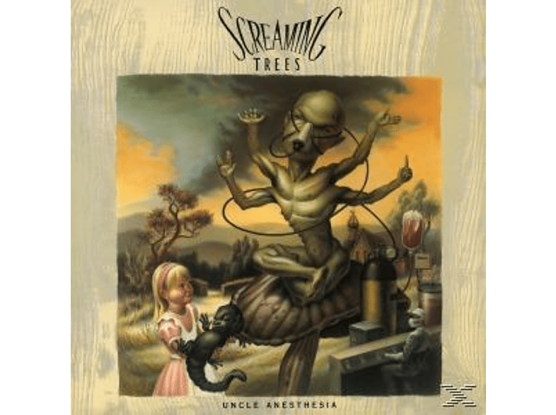 Screaming Trees - Uncle Anesthesia [Vinyl]