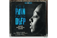 VARIOUS - Backbeats - The Pain Goes Deep [CD]