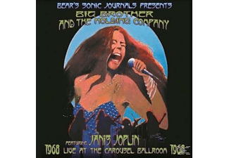 Big Brother & the Holding Company, Janis Joplin - Live At The Carousel Ballroom 1968 - (Vinyl)