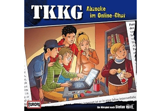 SONY MUSIC ENTERTAINMENT (GER) TKKG 179: Abzocke im Online-Chat