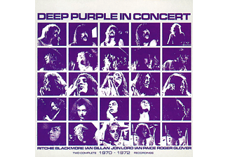 Deep Purple - In Concert 1970-1972 - (CD)