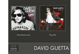 David Guetta - Coffret 2cd One More Love/Po (CD)