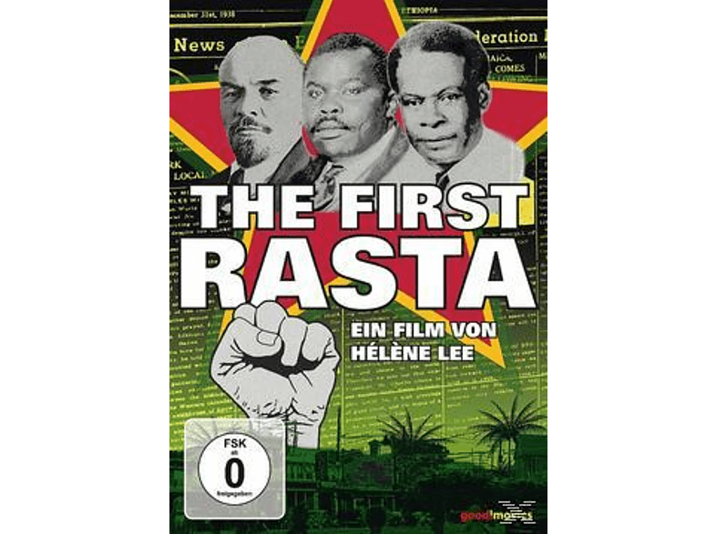 The First Rasta [DVD]