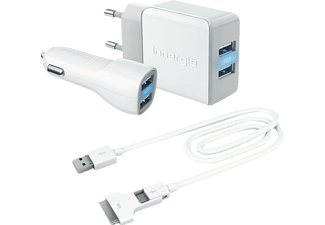 INNERGIE mMini Travel Charging Kit 15 W