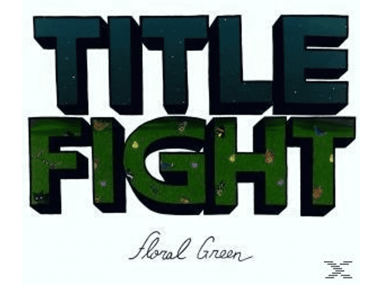 Title Fight - Floral Green [Vinyl]