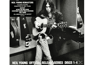Neil Young - Official Release Series Discs1-4 | CD
