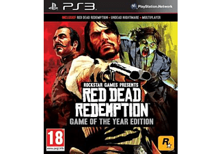 Red Dead Redemption Game Of The Year Edition Essentials PlayStation 3