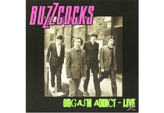 Buzzcocks - Orgasm Addict - Live - (CD)