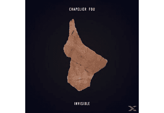 Chapelier Fou - Invisible - (CD)