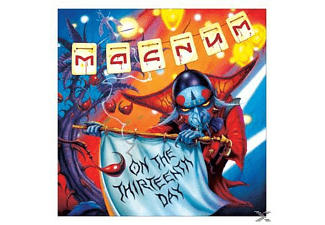 Magnum - On The Thirteenth Day - (CD)