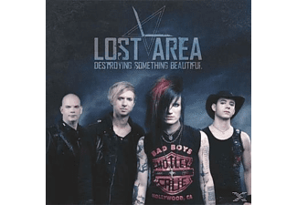 Lost Area - Destroying Something Beautiful - (CD)