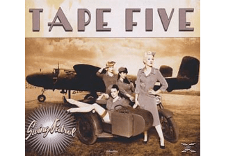 Tape Five - Swing Patrol - (CD)