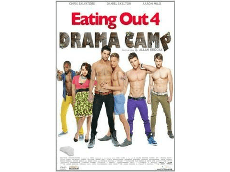 Eating Out 4 - Drama Camp [DVD]