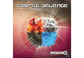 VARIOUS - Cosmic Balance - (CD)