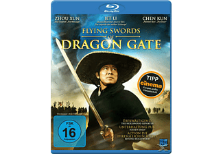 Flying Swords of Dragon Gate - (Blu-ray)