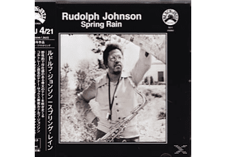 Rudolph Johnson - Spring Rain - (CD)