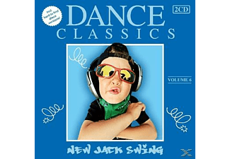 VARIOUS - Disco Classics New Jack Swing Vol.6 - (CD)