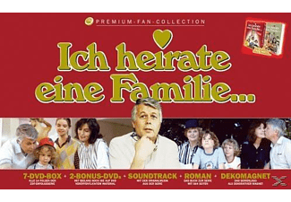 Ich heirate eine Familie (Premium Fan Collection) - (DVD)