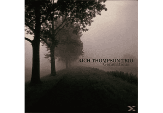 Rich Thompson Trio - Generations - (CD)