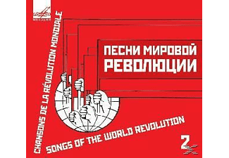 VARIOUS - Songs Of The World Revolution Vol.2 - (CD)