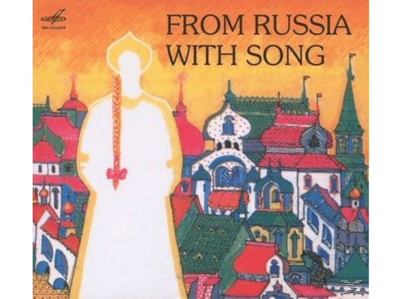 VARIOUS - From Russia With Song [CD]