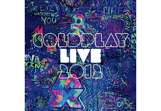 Coldplay Coldplay Live 2012 Pop CD + DVD Video