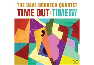 The Dave Brubeck Quartet - Time Out & Time Further Out-180g 2lp Gatefold [Vinyl]