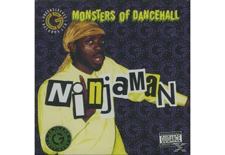 Ninjaman - MONSTERS OF DANCEHALL - DON OF - (CD)