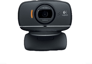 LOGITECH HD Webcam C525 - Svart