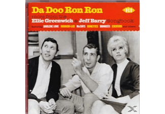 VARIOUS - Da Doo Ron Ron-More From The Ellie Greenwich & Jeff Barry Songbook [CD]