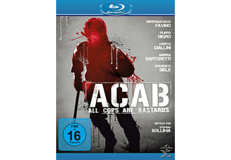 A.C.A.B. - All Cops Are Bastards Thriller Blu-ray