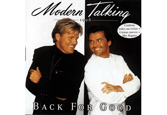 Modern Talking - Back For Good CD