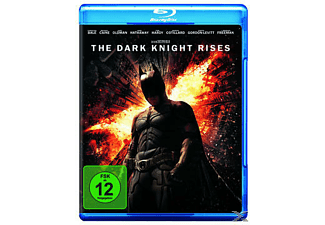 The Dark Knight Rises Action Blu-ray