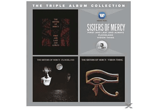 The Sisters Of Mercy - The Triple Album Collection - (CD)